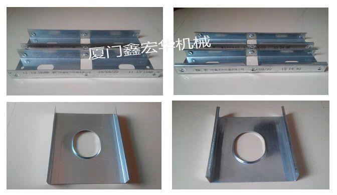 轻钢结构建筑专用构件成型设备